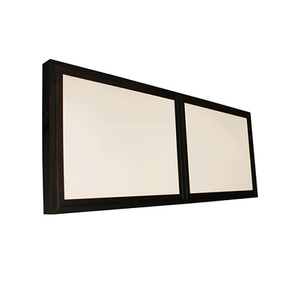 Lighted Menu Board - 2 Frame