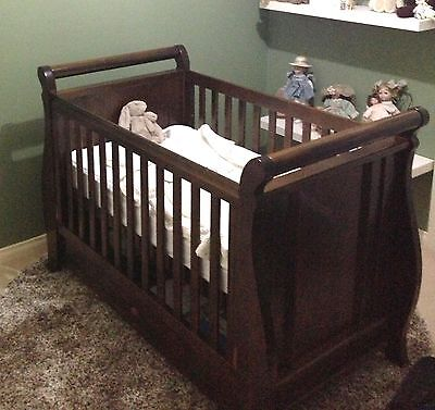 boori sleigh cot bed instructions