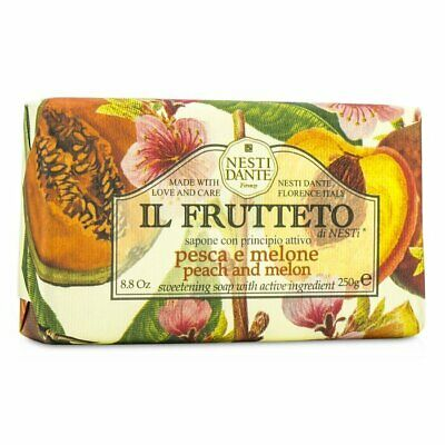 Nesti Dante Il Frutteto Sweetening Soap - Peach & Melon 250g Bath & Shower