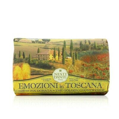 Nesti Dante Emozioni In Toscana Natural Soap - The Golden Countryside 250g Bath