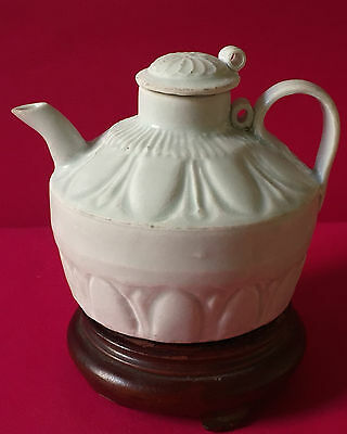 Antique Chinese Song Qingbai Small Ewer