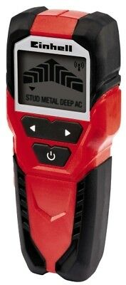 Detector Digital De Metal Y Madera Tc-Md 50 Einhell