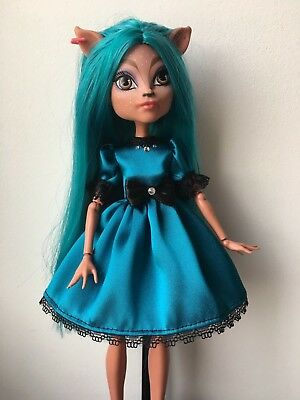 !NEW! Satin and Lace Dress For Monster High doll!