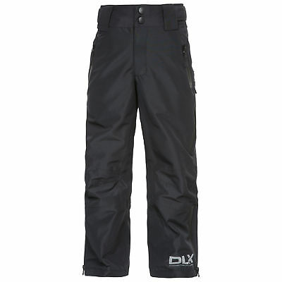 Trespass Smitty Kids DLX Ski Pants Waterproof Windproof Breathable Trousers