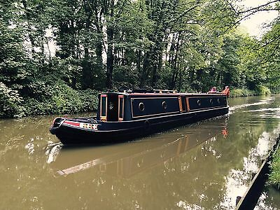 LUXURY NARROWBOAT HOLIDAY. Lancaster canal.9th October 4 nights. £450