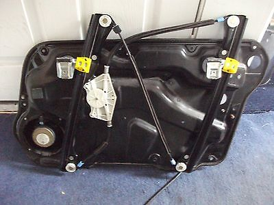 VW Golf GTI MK4 metal door panel and electric window mechanism N/S/F