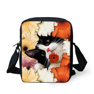 Cute Animal Design Reusable Foldable Eco Shopping Bag Grocery Handbag Tote