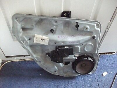 VW Golf GTI MK4 metal door panel and electric window mechanism N/S/R