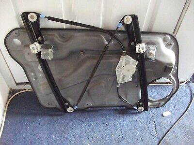 VW Golf GTI MK4 metal door panel and electric window mechanism O/S/F