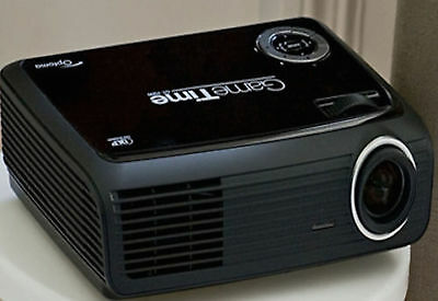 Optoma GameTime GT-7000 Full 3D HD Ready ⭐ HOME CINEMA 🚀 DLP HDMI PROJECTOR 🎥