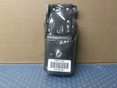 Motorola Radio Case Heavy Duty Leather NTN7242A