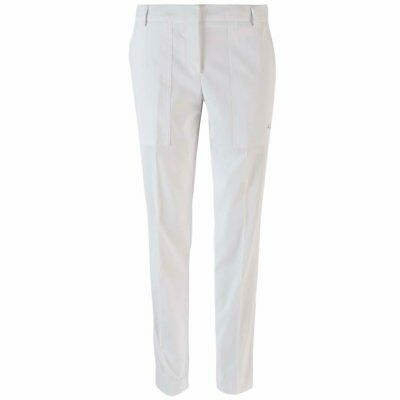 New Puma Womens Golf Tech Pant - White