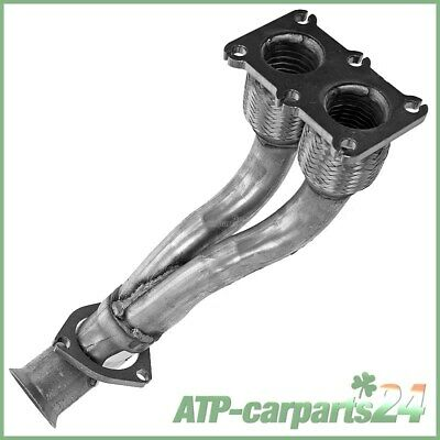 Exhaust Front Down Pipe Vw Corrado Golf Mk 2 Ii 3 Iii 4 Vi 1H 1E 1.6-2.0