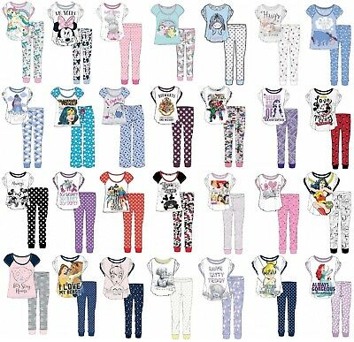 Ladies Women's Official Character Novelty Pyjamas PJs Set Nightwear Size 8-22