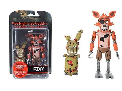 "Funko Five Nights At Freddy's - Foxy 5"" Articulated Poseable Vinyl Action Figure"