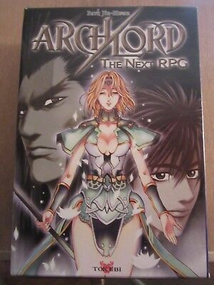 Park Jin-Hwan: Archlord the next RPG/ Coffret contenant les Tomes I, II et III
