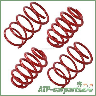 Lowering Springs Upgrade Suspension Front + Rear Bmw 3 Series E36 316+318