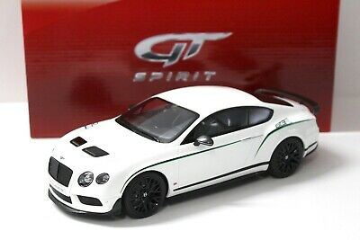1:18 GT Spirit Bentley Continental GT3-R 2015 white NEW bei PREMIUM-MODELCARS