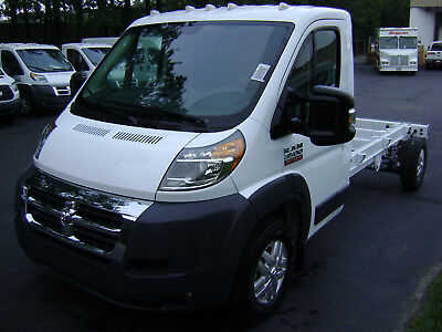 """2016 Ram ProMaster  2016 Ram 3500 Promaster cutaway 159""""wb 104""""c/a cab and chassis"""