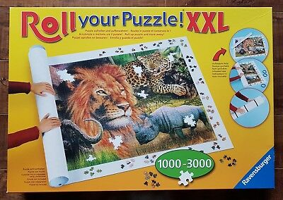 Ravensburger Roll Your Puzzle! XXL 1000 - 3000