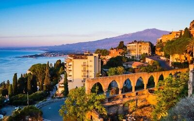 Return Flight to Palermo, Sicily, Italy from London, Gatwick - 12th-16th Sep