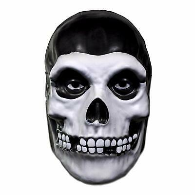 Men's Misfits The Fiend Skeleton Face Album Cover Logo Halloween Costume Mask