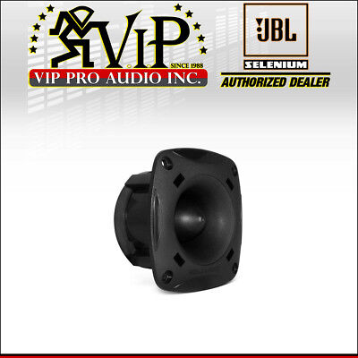 NEW JBL / Selenium ST200 Super Bullet Tweeter 140W 8-OHM