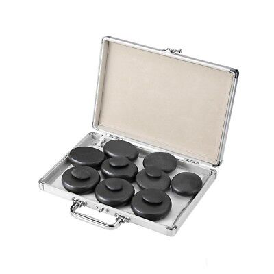 Hot Stone Heater Kit 14 Piece Large Case for Spa Hot Stones Massage Aussie Stock