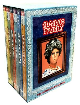Mama's Family: The Complete Series Collection (DVD, 2017, 22-Disc Set)