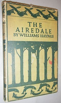 The Airedale Terrier by William Haynes Care Breeding & Showing  Hardcover
