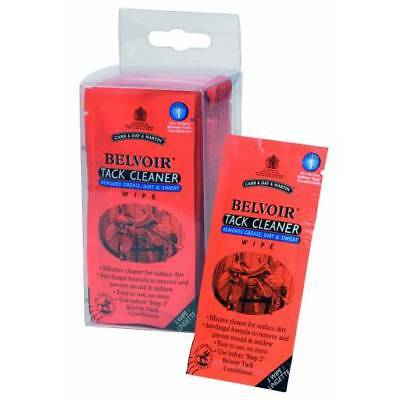 Cdm Belvoir Tack Cleaner Wipes Horse And Equestrian