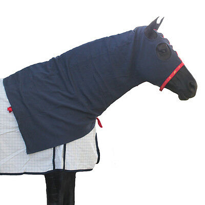 Riviera Cotton Pull On Hood Horse And Equestrian