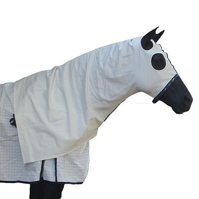 Riviera Cotton/elastane Pull On Hood Horse And Equestrian