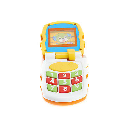 Huile Musical Learning Flip Phone Kids Toy for Baby Sound Learning Educational