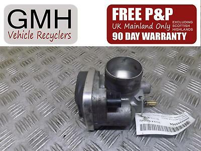 Renault Modus 1.4 Petrol Manual Throttle Body  Engine (K4J770) 3 Pin 2004-2012↕