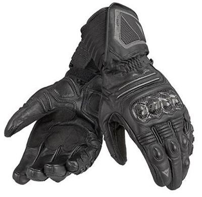DAINESE CARBON GORE-TEX X-TRAFIT Nero Black Motorcycle Gloves ALL SIZES