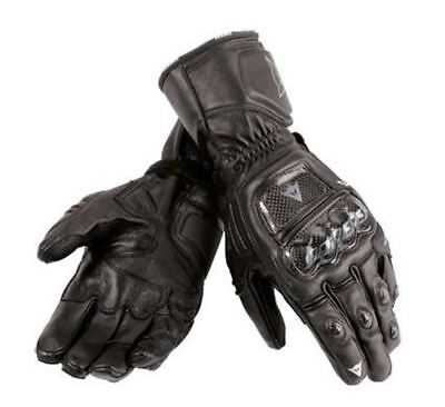 DAINESE DRUIDS ST Nero Black Motorcycle Gloves ALL SIZES