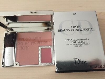 Dior Beauty Confidential Make up teint lèves Collector été 2006