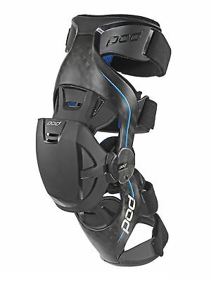 Pod Knee Brace K8 Carbon Blue Left All Sizes
