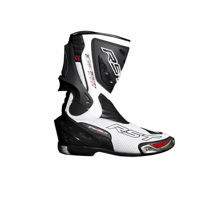 Rst Tractech Evo Boots Black White All Sizes