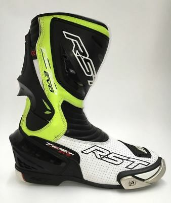 Rst Tractech Evo Boots Black Yellow All Sizes
