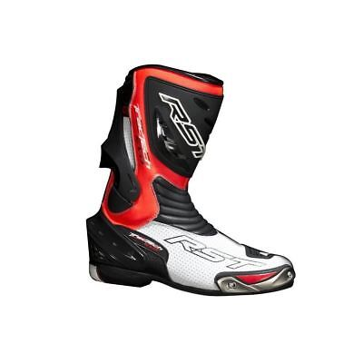 Rst Tractech Evo Boots Black Red All Sizes