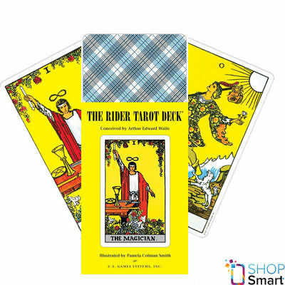 Rider-Waite Premier Edition Tarot Deck Cards Esoteric Telling New