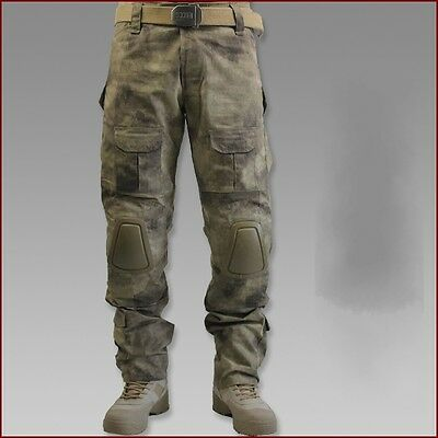 SWAT Gen3 G3 Combat Pants Military Urban Tactical Forces Cargo Trousers Knee Pad