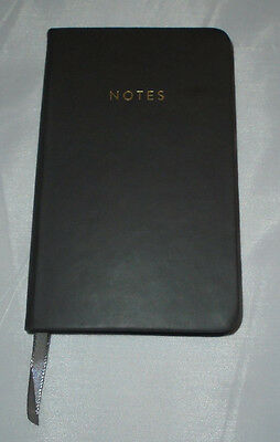 """Eccolo World Traveler 3""""x5"""" Faux Leather Bound Notebook"""