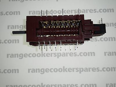 Britannia multifunction oven selector switch SPI A/034/11 / A03411 GOTTAK