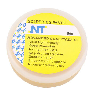 50g Rosin Soldering Flux Paste Solder Welding Grease Cream for Phone PCB Rakish