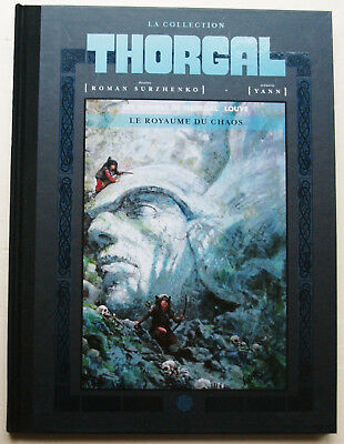 Le Monde de Thorgal La Collection Louve Le Royaume du Chaos  SURZHENKO  YANN