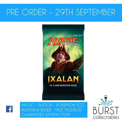 Magic the Gathering Ixalan Booster Pack PRE ORDER