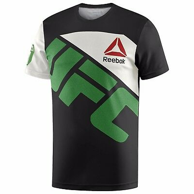 New Men's REEBOK UFC Official Fighter Jersey Shirt - CAIN VELASQUEZ - AH7908